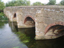 Irthlingborough, The Old Bridge, Northamptonshire © Michael Trolove